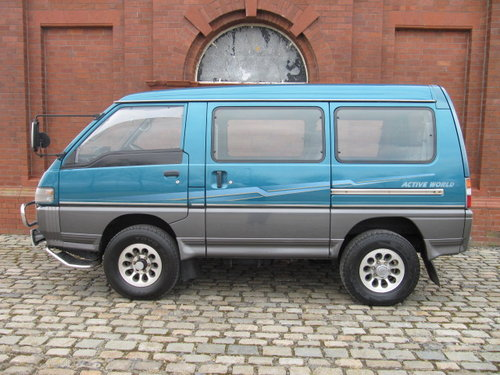 1996 STAR WAGON ACTIVE WORLD WINTER EDITION DIESEL AUTOMATIC 4X4 For Sale (picture 3 of 6)