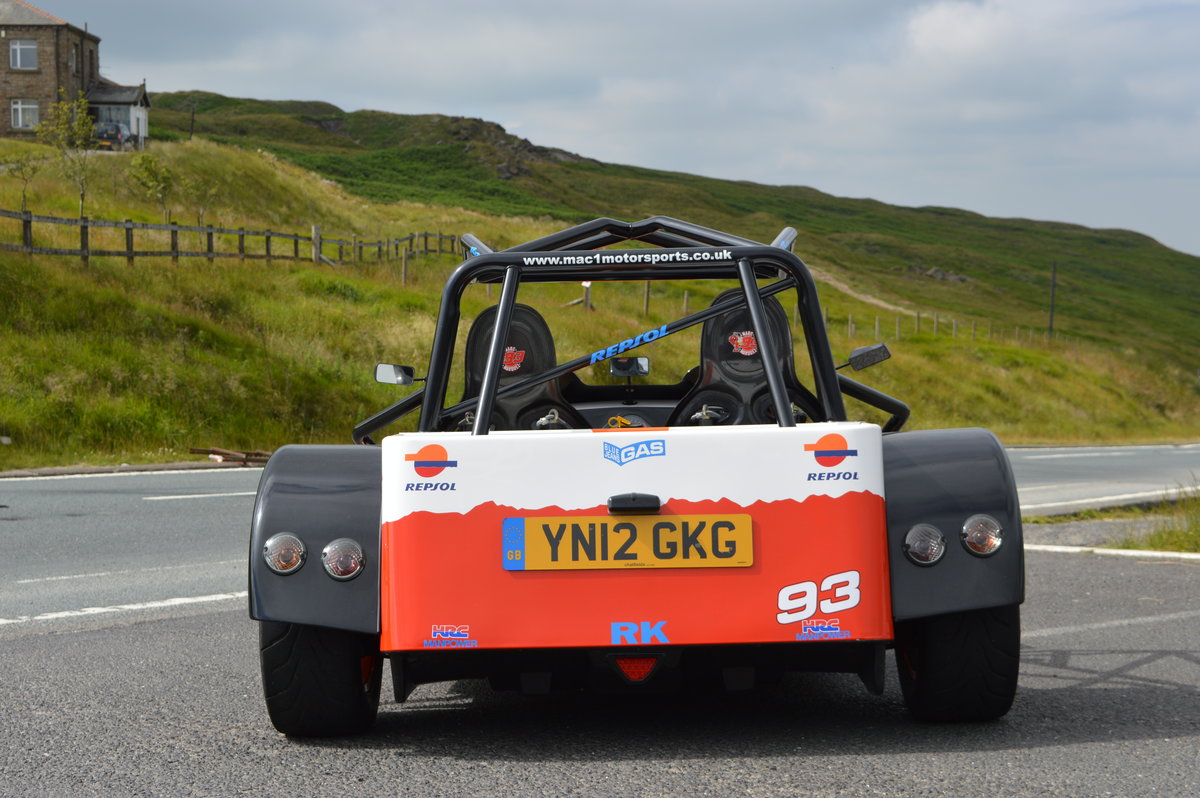 2012 Mac 1 type 9 kit car For Sale (picture 2 of 6)