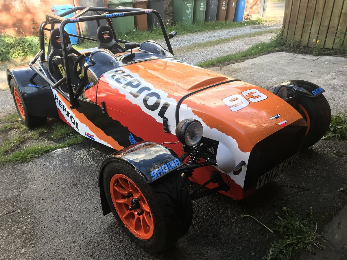 2012 Mac 1 type 9 kit car For Sale (picture 3 of 6)
