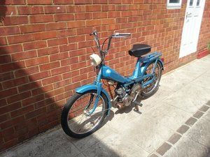 1974 Motobecane Mobylette Moped 50cc