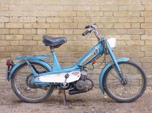 1977 Motobecane Mobylette 40TL 49cc