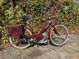 c.1970s Mobylette Candy Moped