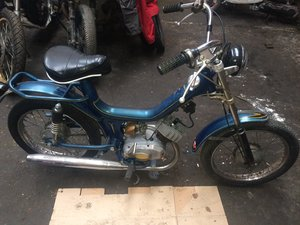 Picture of 1977 OMC Morelia Moped