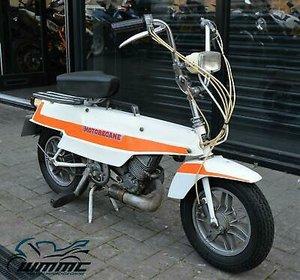 Motobecane X1 Folding Moped