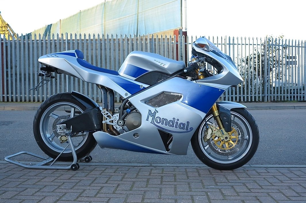 2002 Mondial Piega  one of only 110 built! NEW !!!! For Sale (picture 1 of 1)