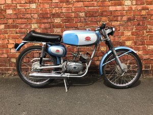 0000 MONDIAL 48 SPORT CLASSIC MOPED