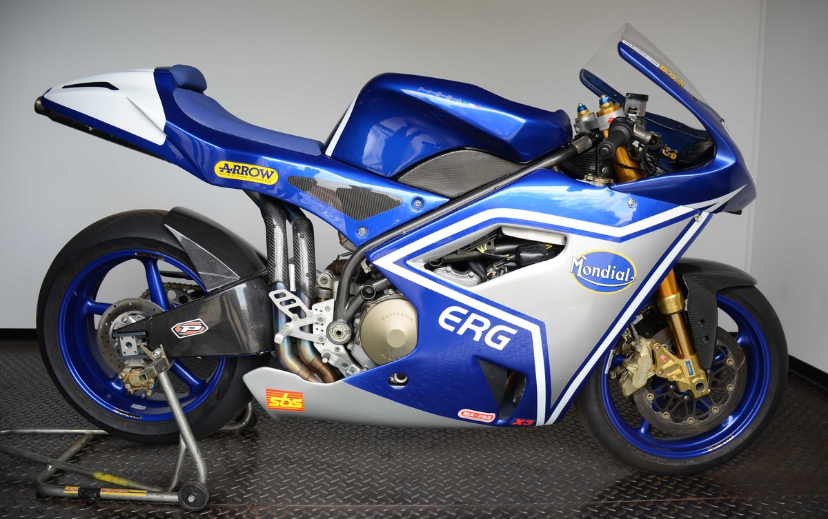 2001 Mondial PIEGA VTR- 1000 SP- 1 For Sale (picture 1 of 10)