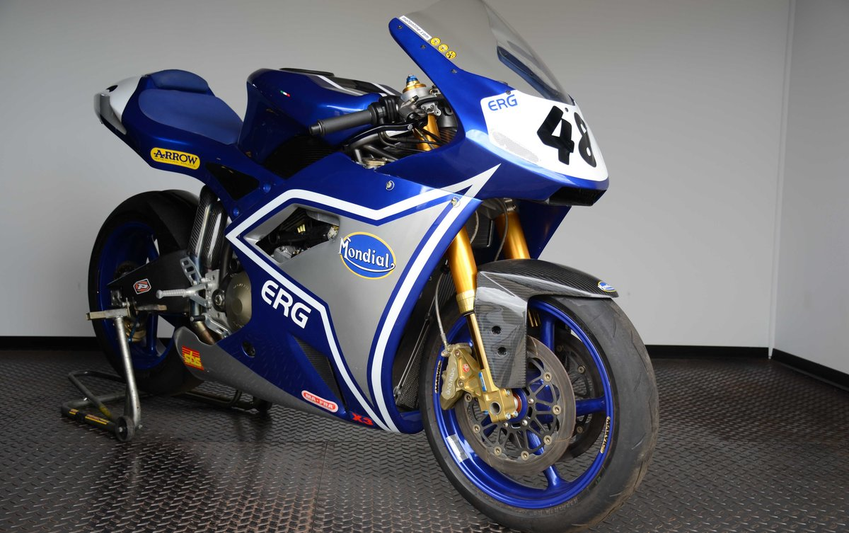 2001 Mondial PIEGA VTR- 1000 SP- 1 For Sale (picture 4 of 10)
