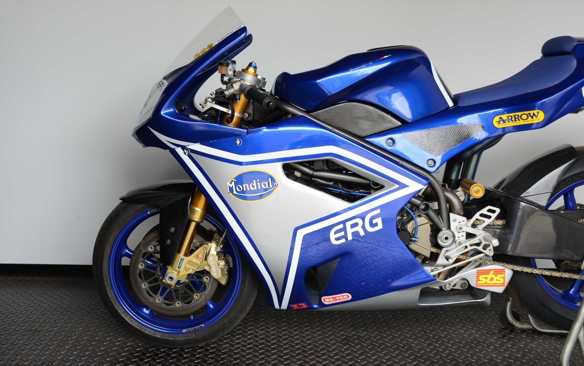 2001 Mondial PIEGA VTR- 1000 SP- 1 For Sale (picture 7 of 10)