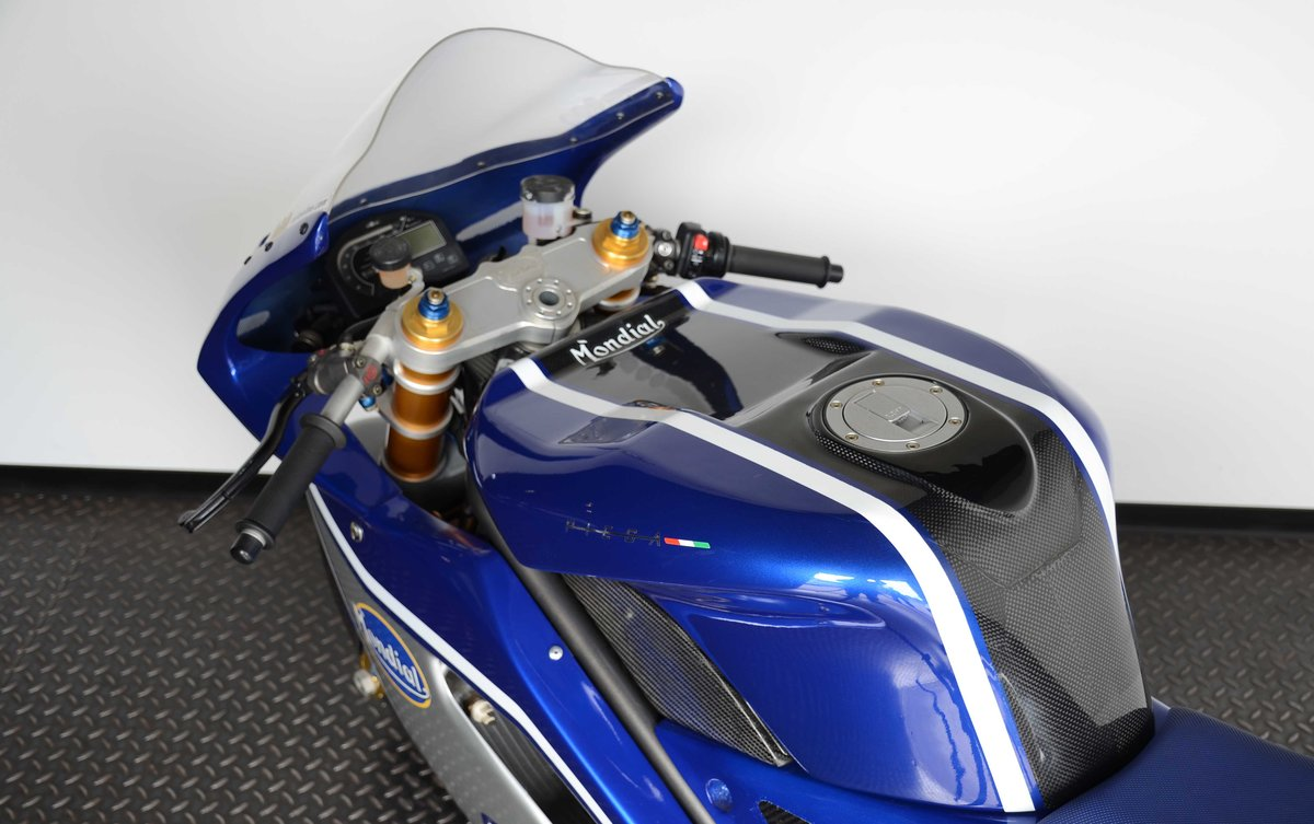 2001 Mondial PIEGA VTR- 1000 SP- 1 For Sale (picture 9 of 10)