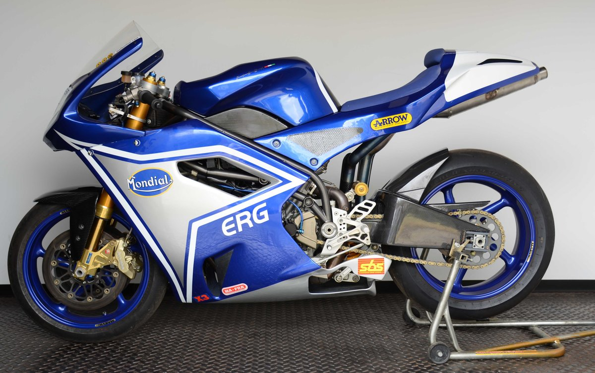 2001 Mondial PIEGA VTR- 1000 SP- 1 For Sale (picture 10 of 10)