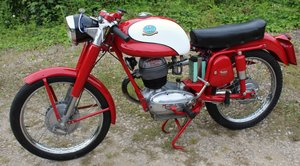 1958 Mondial Turismo  175 cc Four Stroke Light Weight