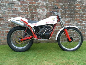 1980 Montesa Cota 349 White Wonder