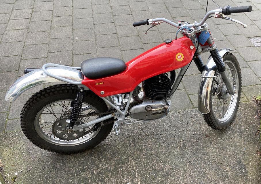 1976 MONTESA COTA 247 For Sale (picture 2 of 6)