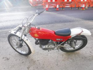 0000 Circa 1980s Montesa Cota 247 SOLD by Auction