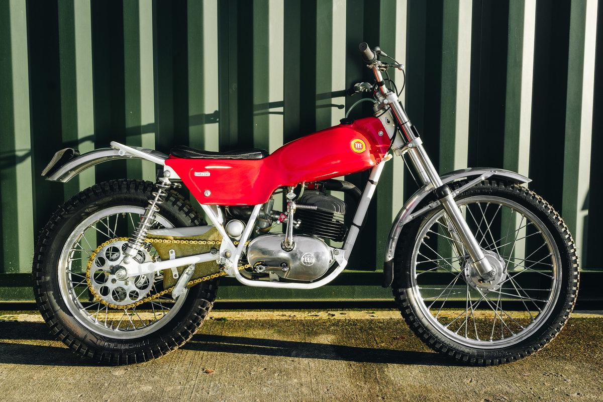 1970 Montesa Cota 247 Mk2 Trial Bike MINT! For Sale (picture 1 of 10)