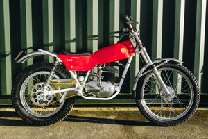 Picture of 1970 Montesa Cota 247 Mk2 Trial Bike MINT! For Sale