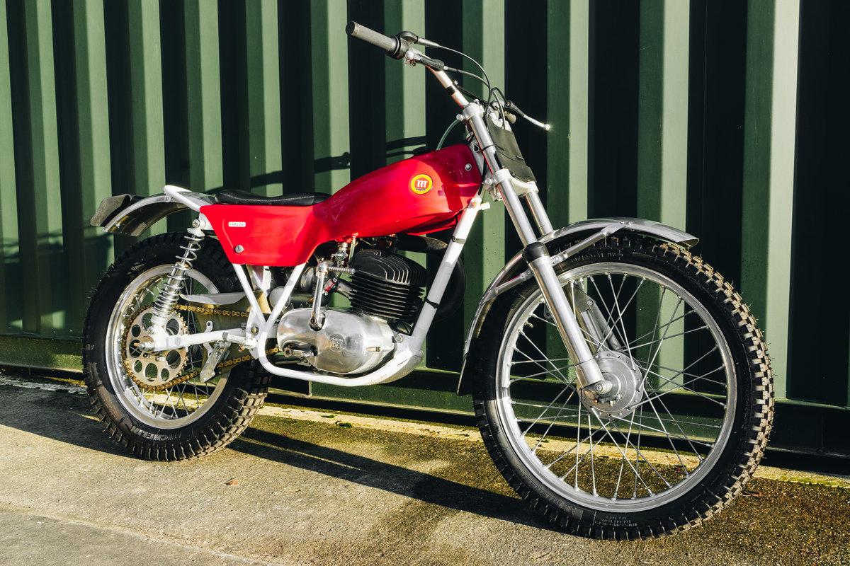 1970 Montesa Cota 247 Mk2 Trial Bike MINT! For Sale (picture 3 of 10)