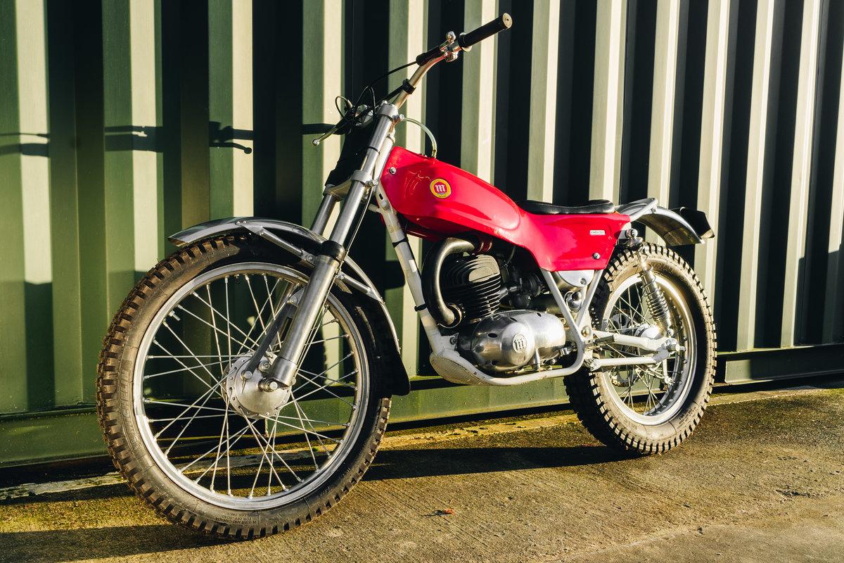 1970 Montesa Cota 247 Mk2 Trial Bike MINT! For Sale (picture 4 of 10)