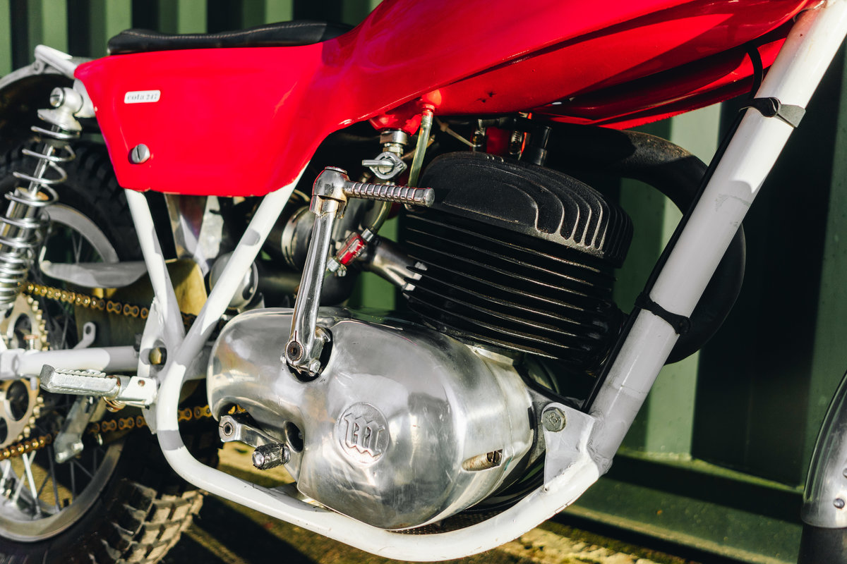 1970 Montesa Cota 247 Mk2 Trial Bike MINT! For Sale (picture 7 of 10)