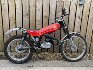 MONTESA COTA 49 MINI TRIAL MINT AND RARE CLASSIC £3795 ONO