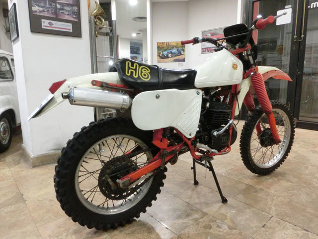 MONTESA ENDURO 360 H6 - 1980 For Sale (picture 2 of 6)