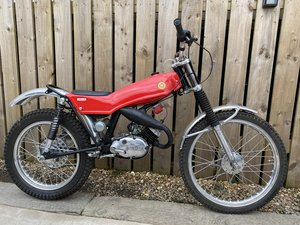 1978 MONTESA COTA 49 MINI TRIAL MINT AND RARE CLASSIC £3795 OFFER