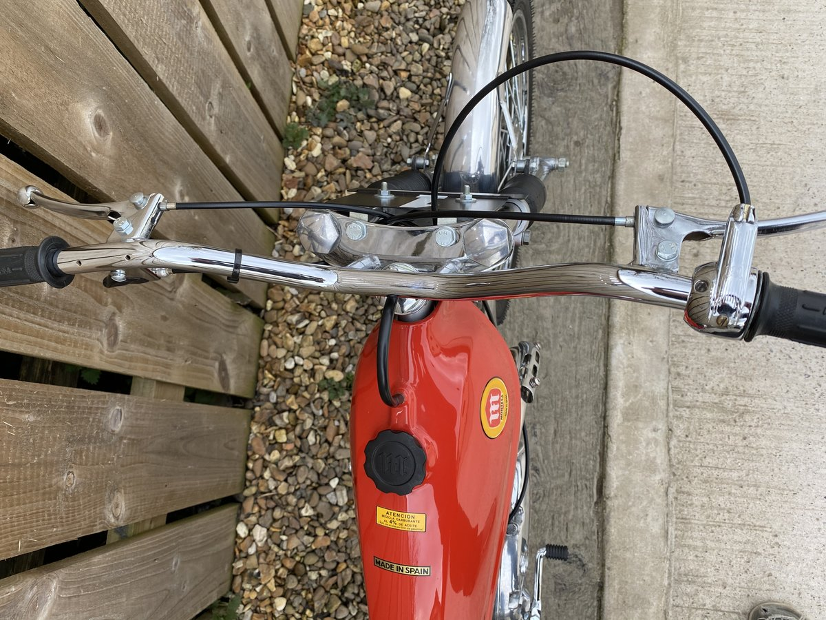 1978 MONTESA COTA 25 MINI TRIAL MINT AND RARE CLASSIC BEST EVER! For Sale (picture 4 of 6)