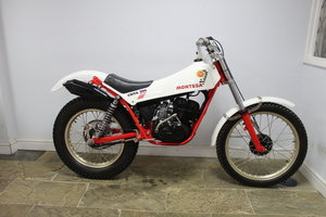 Picture of 1982  Montessa Cota 200 Superb Twin Shock Trials Bike