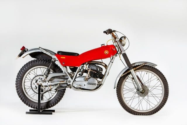 1974 MONTESA 247CC COTA (LOT 604) SOLD by Auction (picture 1 of 1)
