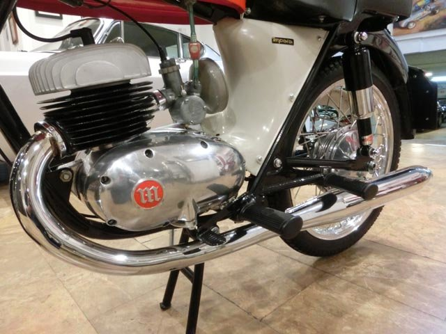 MONTESA IMPALA 4M 175 - 1964 For Sale (picture 6 of 6)