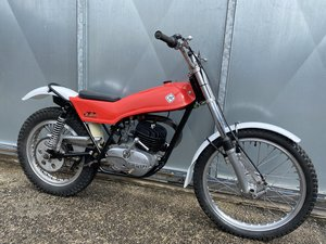 1976 MONTESA 247 TWIN SHOCK TRIALS ACE BIKE RUNS MINT! £1995 PX