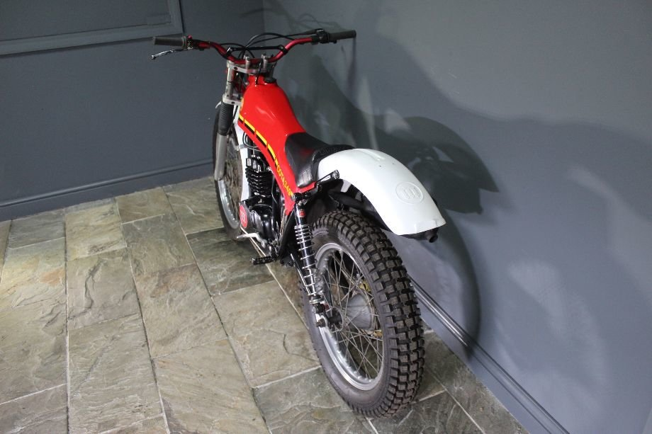 c1980 Montesa Cota 349 Trials Bike  , Highly successful For Sale (picture 3 of 6)
