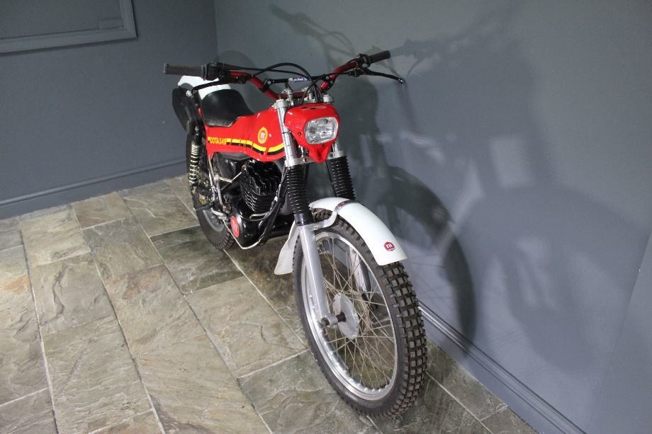 c1980 Montesa Cota 349 Trials Bike  , Highly successful For Sale (picture 5 of 6)