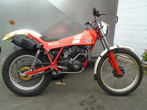 Picture of 1982 Montesa mh349 trials bike never trialed