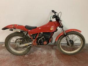 Montesa Cota 242 250cc well preserved
