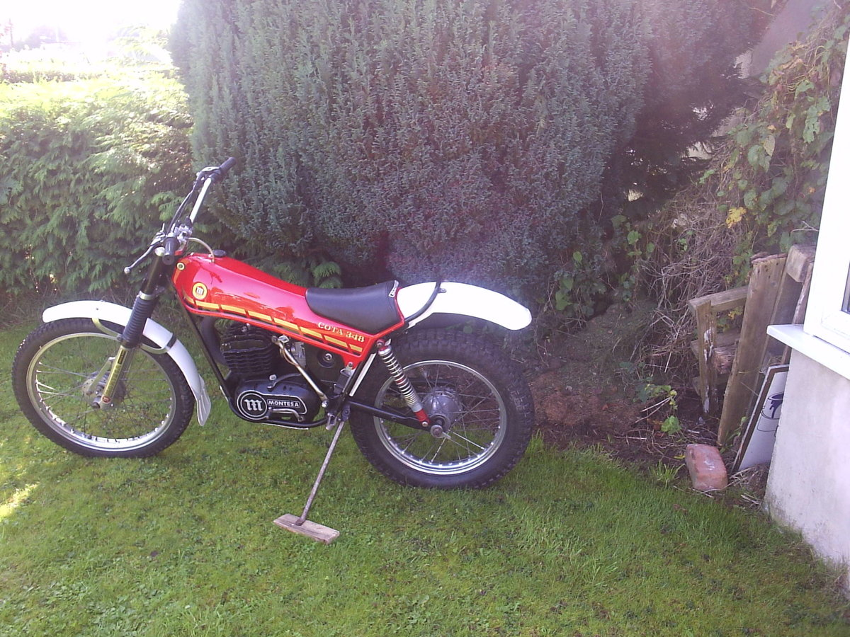 1978 Montesa Twinshock Trials For Sale (picture 1 of 6)