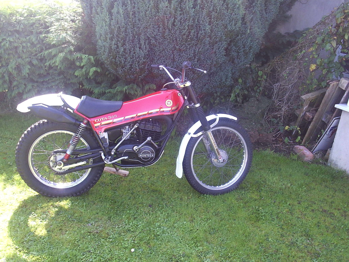 1978 Montesa Twinshock Trials For Sale (picture 2 of 6)
