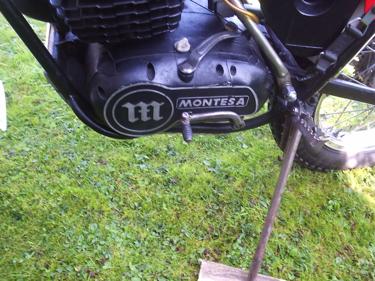 1978 Montesa Twinshock Trials For Sale (picture 4 of 6)