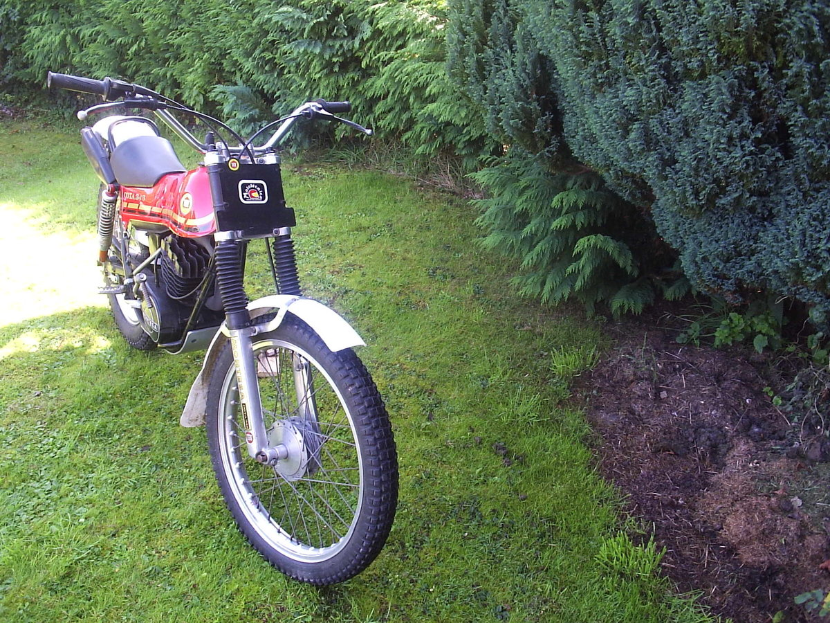 1978 Montesa Twinshock Trials For Sale (picture 5 of 6)