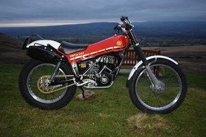 Classic Twin Shock Montesa Cota 349 Trials Bike