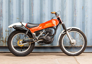 Picture of 1977 Montesa 306cc Cota 348 Rathmell Replica Trials For Sale by Auction