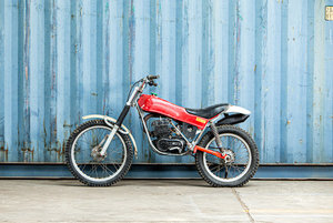 Picture of 1976 Montesa 306cc Cota 348 Trials Project For Sale by Auction