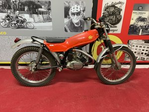Picture of 1972 Montesa Cota 49 very well preserved