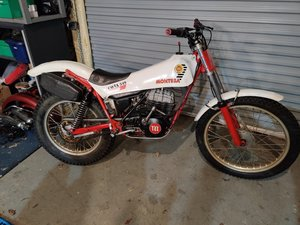 Montesa Cota 349 Classic 1980's Trials Bike