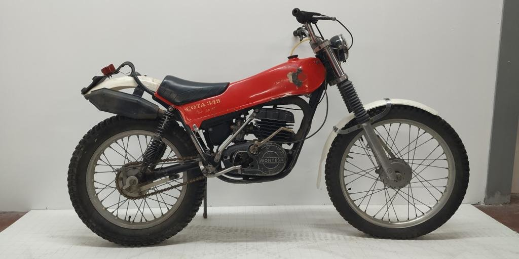 1977 Montesa 348 well preserved! For Sale (picture 2 of 2)