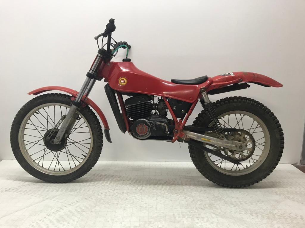 1985 Montesa cota 330 well preserved For Sale (picture 1 of 2)
