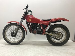 Montesa cota 330 well preserved