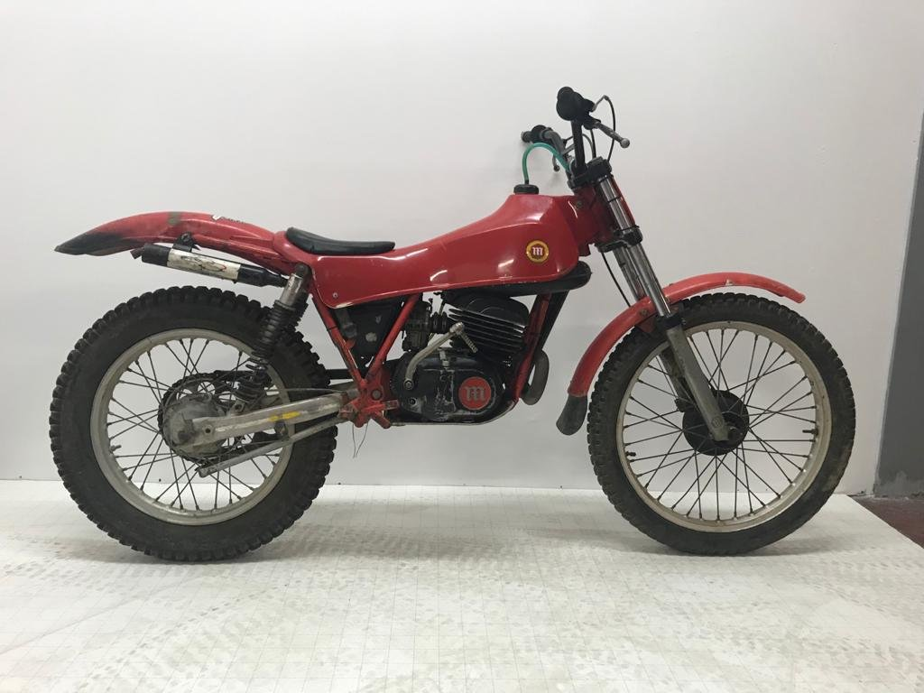 1985 Montesa cota 330 well preserved For Sale (picture 2 of 2)