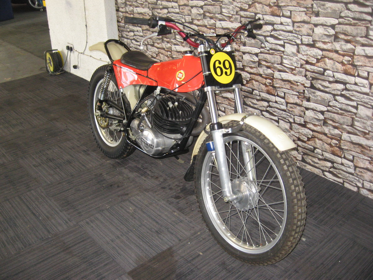 1978 Montesa Cota 247 classic twin shock trials bike For Sale (picture 2 of 12)